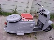 Bernardet Scooter