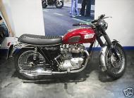 Triumph TR6P Trophy 650