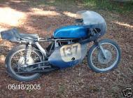 Bridgestone 175 GP bike