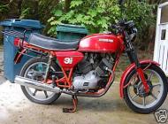 1980 Moto Morini Strada