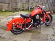 1971 Harley XLH