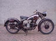 1934 Moto Guzzi S Rigida, 500cc
