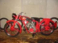 1937 Moto Guzzi Egretta PL