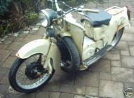 1950 Moto Guzzi Galetto