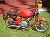 1965 Moto Guzzi Sport 125
