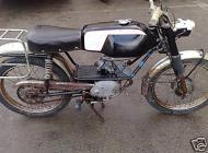1967 Moto Guzzi Dingo