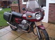 1980 Moto Guzzi SP1000