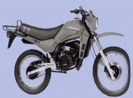 1985 Moto Guzzi 125TT Tutteterano