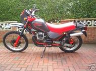 1986 Moto Guzzi V35TT