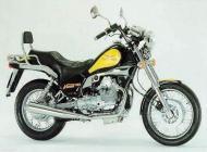 1989 Moto Guzzi Nevada 750