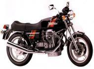1990 Moto Guzzi 1000S