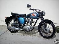 1963 BSA