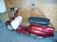 1966 Triumph T1 Scooter