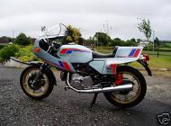1980 Ducati Pantah SL500