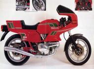 1983-84 Ducati 350 SL Pantah