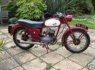 1958 BSA Bantam D5