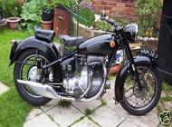 1949 Sunbeam S8
