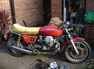 Moto Guzzi 1000 Spada