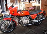 1982 Moto Guzzi V50 Monza