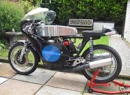 Honda CB350 K4 Classic Racer