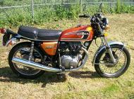 1974 Honda CB360
