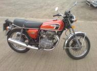 Honda CB360E