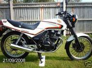 1987 Honda CBX250 RS-E