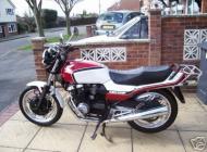 Honda CBX550 FD