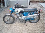 Honda CL125