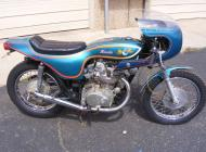 1970 Honda CL450