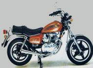 Honda CM250T