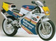 1992 Honda NSR 250SP Rothmans Rep