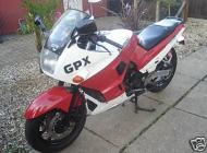 1987 Kawasaki GPX750R