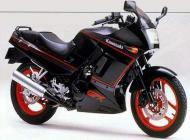 1987 Kawasaki GPX 250R