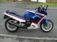 1988 Kawasaki GPX 250R