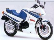1987 Kawasaki GPX 400R