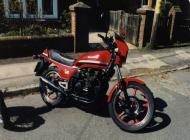 Kawasaki GPz550 H1 Uni-trak