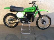 1978 Kawasaki KX250 A4