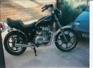 1980 Kawasaki LTD KZ440