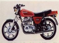 1979 Kawasaki Z440C