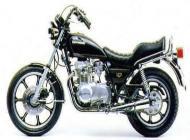 1980 Kawasaki Z 440LTD