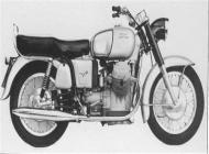 1967 Moto Guzzi V7 700