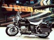 1972 Moto Guzzi V7 GT850 California