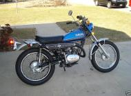 1973 Yamaha AT1