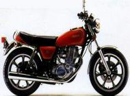 1983 Yamaha SR 400SP