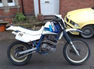 1987 Suzuki DR600