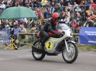 Sammy Miller - Honda RC181 Hailwood replica