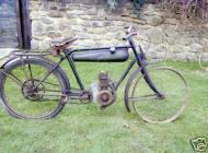 1930 Armor Cyclemotor (BMA) with 100cc Zurcher engine