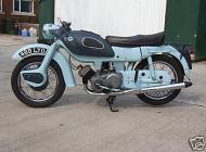 1960 Ariel Arrow