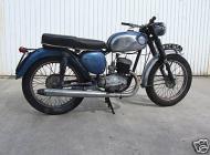 1970 BSA B175 Bantam